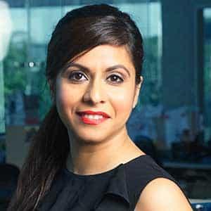Mrs. Nazia Aman / CFO, InfoTech